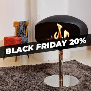 Cocoon Fires Black Friday 20%